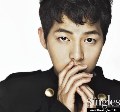 Song Joong Ki 'Singles'