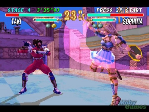 Soul Blade screenshot