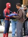 Spider-Man meets Max Dillon