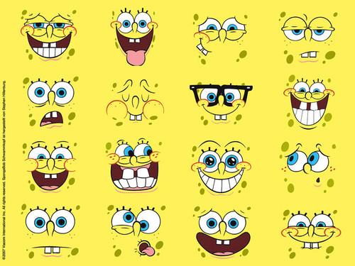 Spongebob Squarepants sa pamamagitan ng t.t