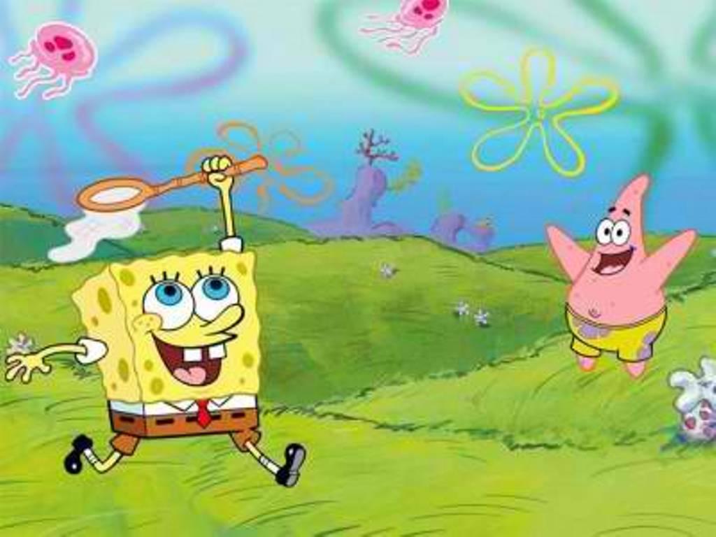 Spongebob Squarepants by t.t