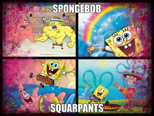 Spongebob squarpants