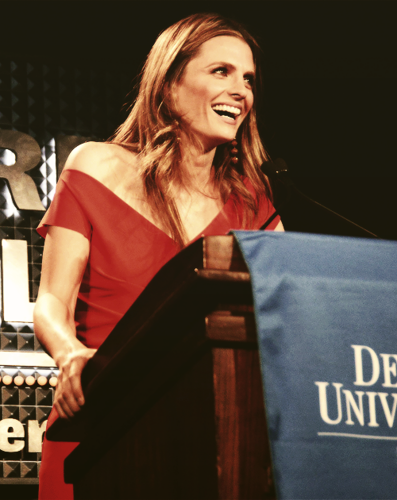 Stana(Award for excellence in the arts,2013)