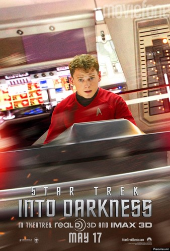 star, sterne Trek Into Darkness | Pavel Chekov