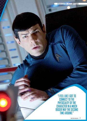 سٹار, ستارہ Trek Magazine