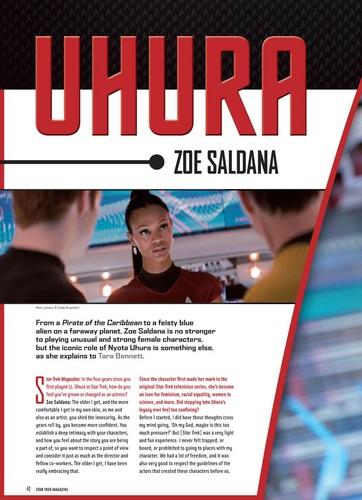 звезда Trek Magazine