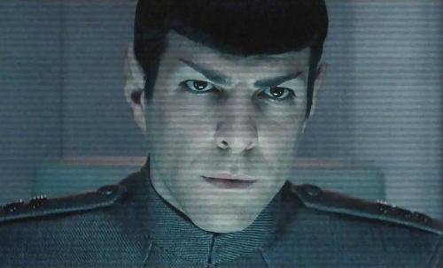 ngôi sao Trek into Darkness