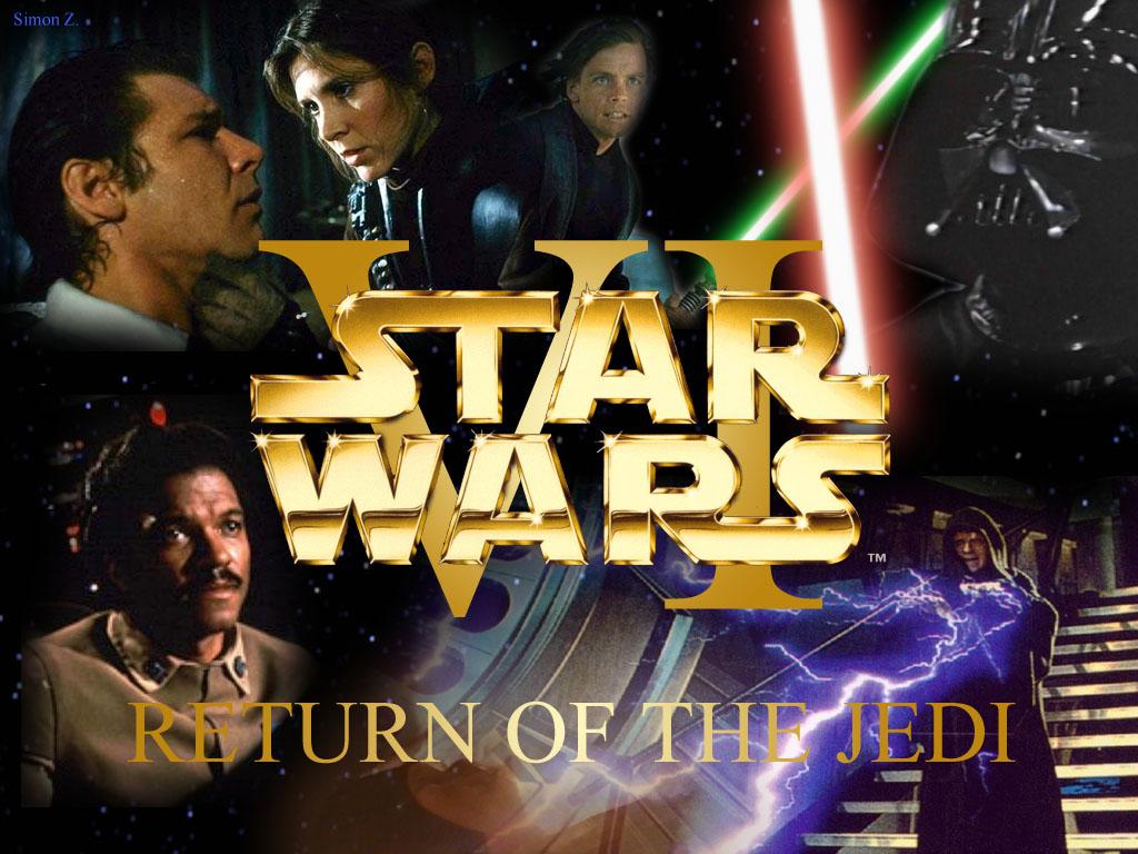 Estrella Wars Vi Return Of The Jedi La Guerra De Las