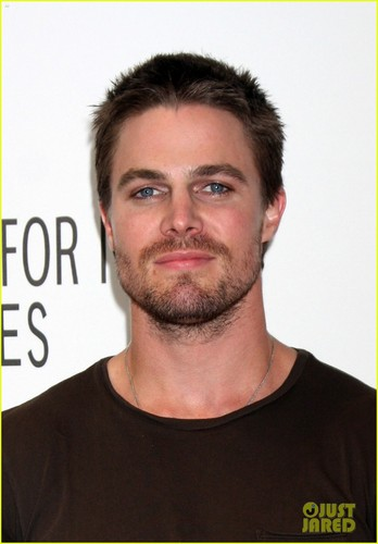 Stephen Amell: 'Arrow' Screening at Paley Center