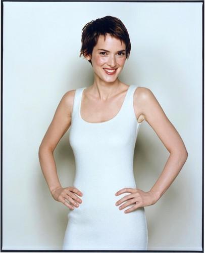 Stewart Shining Photoshoot 2000