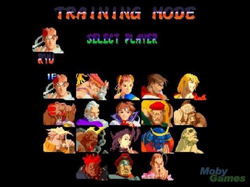 거리 Fighter Alpha 2 screenshot