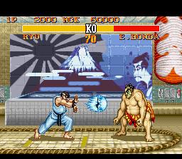 Street Fighter Ii Turbo Screenshot Street Fighter Photo