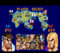 Street Fighter II Turbo screenshot