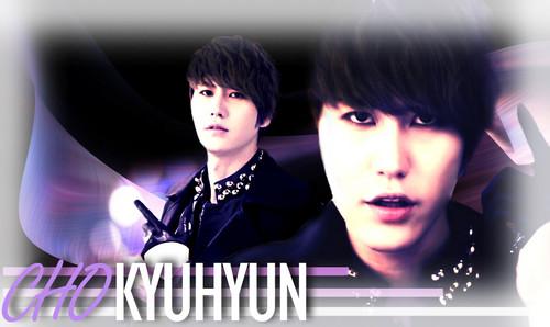 Super Junior - Kyuhyun wolpeyper