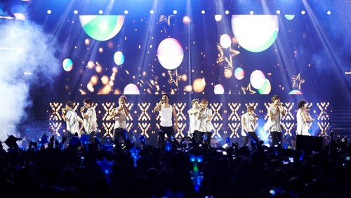 Super Junior Super Show 5