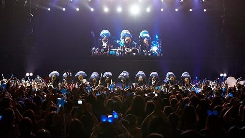 Super Junior Super montrer 5
