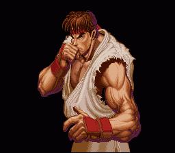 Super đường phố, street Fighter II screenshot