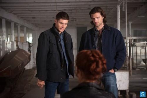 Supernatural - 8.22 - Clip mostra - Promo Pics