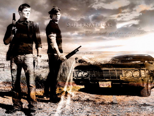 Supernatural wallpaper containing a rifleman entitled Supernatural
