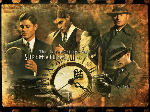 Supernatural wallpaper probably with anime called Supernatural