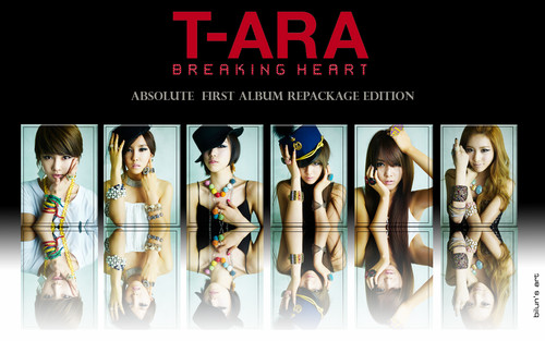 T-ARA (Tiara) wallpaper called T-ara ~
