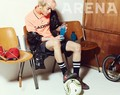 TEEN TOP goes sporty for Arena - teen-top photo
