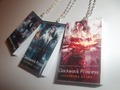 TMI/TID Miniature Book Necklaces