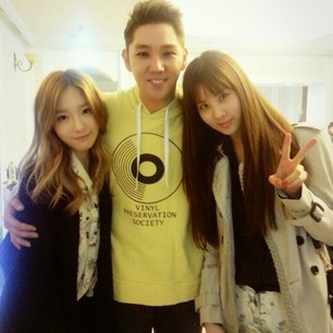 Taeyeon & Seohyun