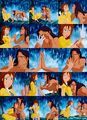 Tarzan and Jane - walt-disneys-tarzan photo
