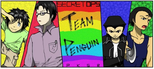 Team penguin, auk