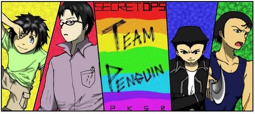 Team pinguim