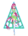 Tecna Rubix. - the-winx-club fan art
