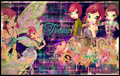 Tecna: Wallpaper. - the-winx-club fan art