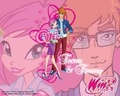 Tecna Wallpaper - winx-tecna photo