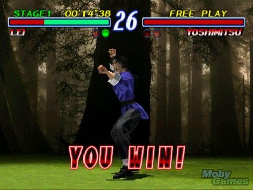 《铁拳》 2 screenshot