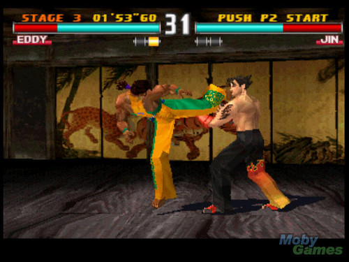 Tekken 3 screenshot