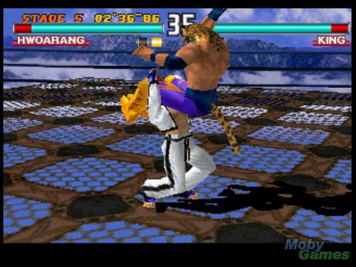 Tekken (Теккен) 3 screenshot