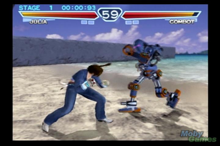 Tekken 4 Screenshot Tekken Fotografia 34379956 Fanpop