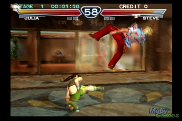 Tekken 4 Screenshot Tekken Photo 34379958 Fanpop