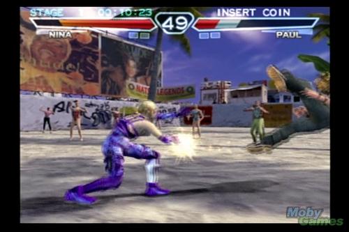 টেকেন 4 screenshot