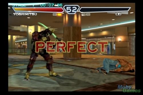 Tekken (Теккен) 4 screenshot