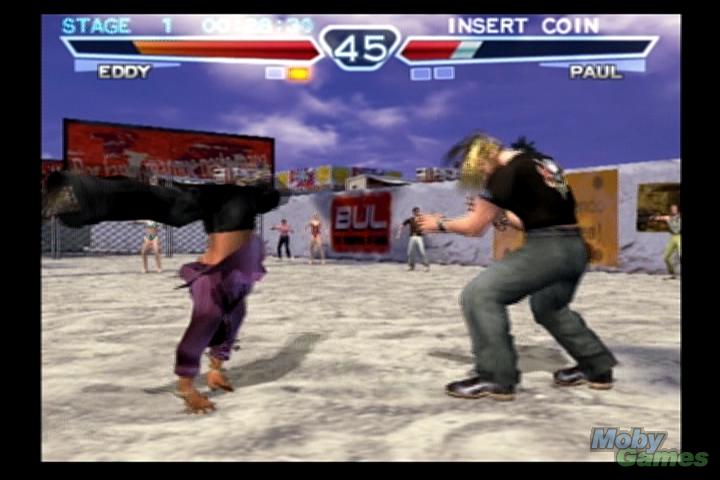 Tekken 4 Screenshot Tekken Photo 34379971 Fanpop