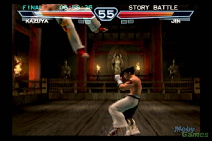 tekken images tekken 4 screenshot hd wallpaper and background photos