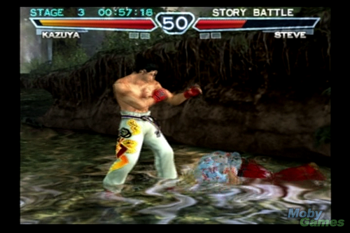 Tekken (Теккен) 4 screenshot