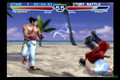 Tekken 4 screenshot - tekken photo