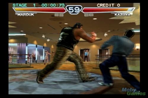 tekken 4 screenshot