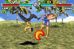 《铁拳》 Advance screenshot