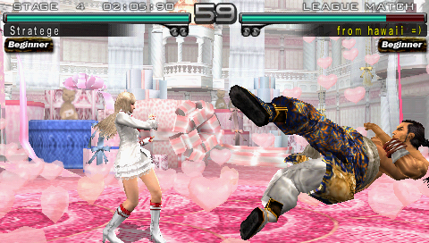 Tekken: Dark Resurrection screenshot