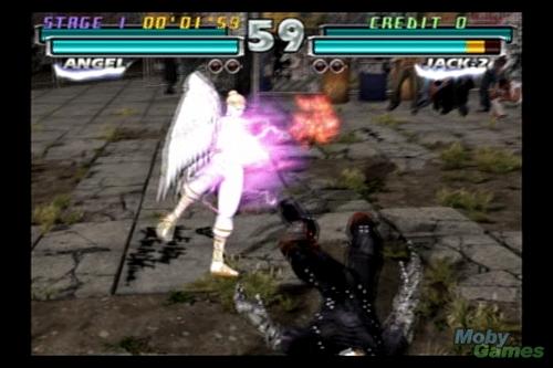 Tekken Tag Tournament screenshot