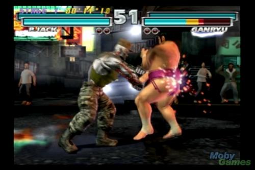 《铁拳》 Tag Tournament screenshot